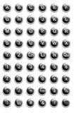 ιστοχώρος κουμπιών Στοκ Φωτογραφία