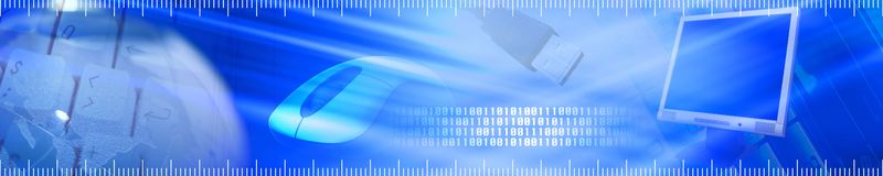 τεχνολογία εμβλημάτων Στοκ εικόνες με δικαίωμα ελεύθερης χρήσης