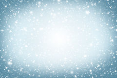 抽象空白背景圣诞节黑暗的装饰设计模式红色的星形 冬天天空、雪花和星 免版税库存图片