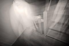 鬼魂 库存图片