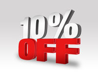 10% OFF Discount Stock Photos