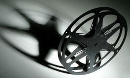 16mm Film Reel Royalty Free Stock Images