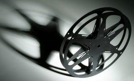 16mm filmrulle Royaltyfria Bilder