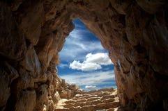 2 grottamycenae Royaltyfri Foto