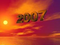 2007 Royalty Free Stock Photos