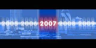 2007 city Stock Image