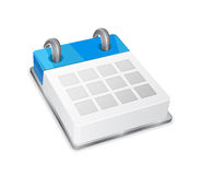 3d calendar icon Stock Images