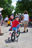 4th of July Parade Royalty Free Stock Photography
