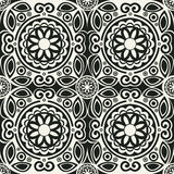 70's wallpaper pattern Royalty Free Stock Photos
