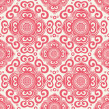70s wallpaper pattern Royalty Free Stock Photos