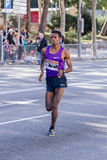 Aaron Kifle von Eritrea Lizenzfreies Stockfoto