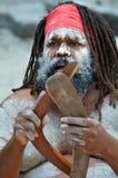 Aboriginal culture show in Queensland Australia Stock Photography