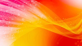 Abstract background art design, smooth wave bokeh and pink red light Royalty Free Stock Photos