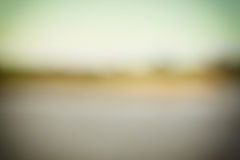Abstract blurred background with scenic bokeh view with retro tones. ready for typography Stock Images