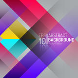 Abstract Color Background Design. Vector Elements. Creative  Wallpaper Illustration. EPS10 Royalty Free Stock Photos