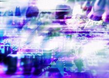 Abstract electronics Royalty Free Stock Photo