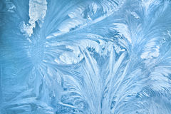 Abstract frost Royalty Free Stock Image
