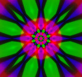 Abstract kaleidoscope Royalty Free Stock Image