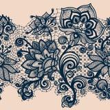 Abstract Lace Ribbon Stock Image