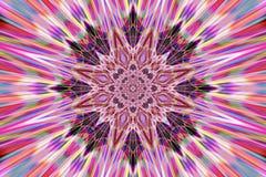 Abstract mandala Stock Images