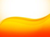 Abstract orange background Royalty Free Stock Photos