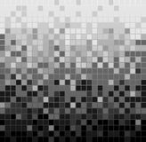 Abstract square pixel mosaic background Royalty Free Stock Photography