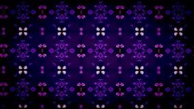 Abstrakt begrepp perforerad designtapet Royaltyfri Foto