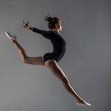 Acrobatic jump Royalty Free Stock Image