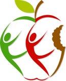 Active apple logo Stock Photos