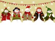 Advent calendar Royalty Free Stock Image