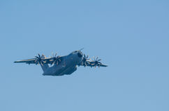 Airbus A400M airlifter Royalty Free Stock Images