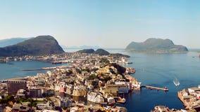 Alesund, Norway Stock Image