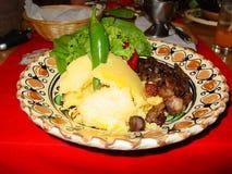 Alimento tradicional Imagem de Stock Royalty Free