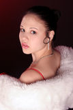Amazing woman Royalty Free Stock Photography