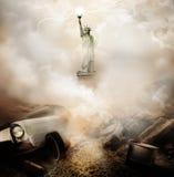 Apocalypse New York Stock Images