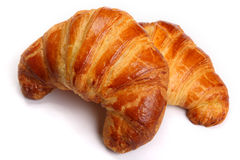 Appetizing croissants Royalty Free Stock Photos