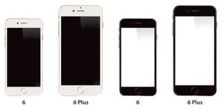 Apple iPhone 6 Plus Royalty Free Stock Image