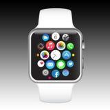Apple iPhone watch Stock Photos