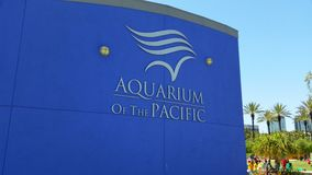Aquarium of The Pacific Royalty Free Stock Photography