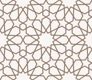 Arabian pattern Royalty Free Stock Photos