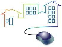 Architecture logo Stock Images