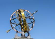 Armillar sphere Royalty Free Stock Image