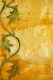 Art grunge Floral Pattern background Royalty Free Stock Image