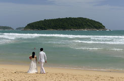 ASIA THAILAND PHUKET RAWAI Royalty Free Stock Image