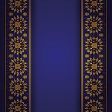 Asian art elegance style for cover design. Royalty Free Stock Image