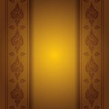 Asian art elegance style for cover design. Royalty Free Stock Photography