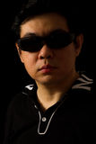 Asian Chinese Guy Portrait Royalty Free Stock Photo