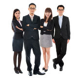 Asian Multi Ethnic Business People Royalty Free Stock Image