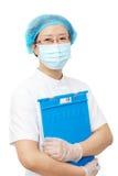 Asian nurse Stock Photos
