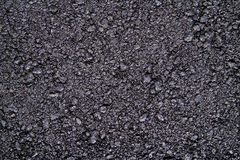 Asphalt pavement on the road Royalty Free Stock Photography